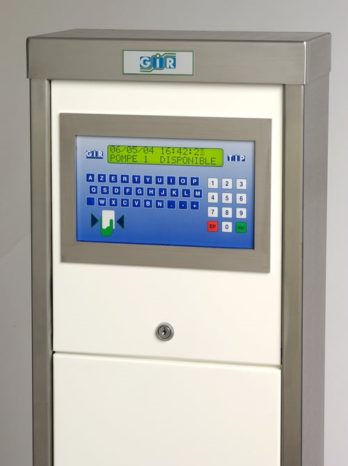 automate de gestion